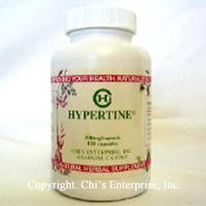 TKE Health - Dr. Chi Enterprises - Hypertine