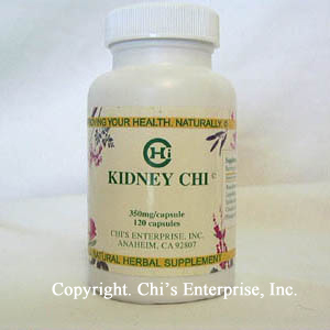 TKE Health - Dr. Chi Enterprises - Kidney Chi
