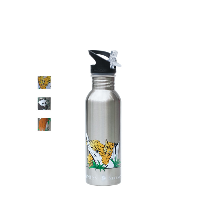 TKE Health - New Wave Enviro - Reusable Water Bottle - Endangered Species Collection