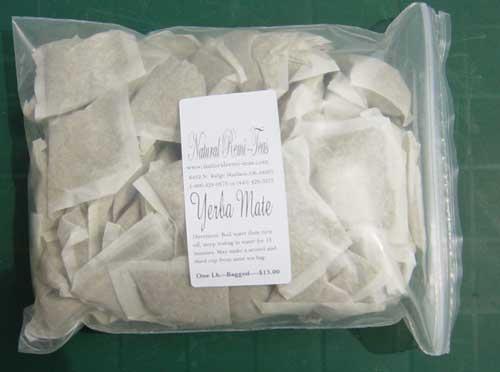 TKE Health - Natural Herbal Teas - Yerba Mate Tea