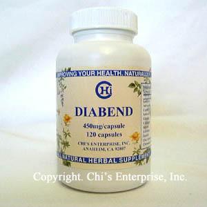 TKE Health - Dr. Chi Enterprises - Diabend