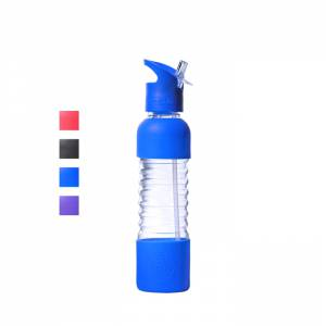 TKE Health - New Wave Enviro - Reusable Water Bottle - 20 oz. Glass