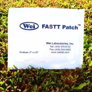 TKE Health - Wei Laboratories - Medium FASTT Patch