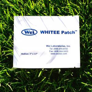 TKE Health - Wei Laboratories - Medium WHITEE Patch