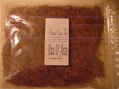 TKE Health - Natural Herbal Teas - Pau D Arco
