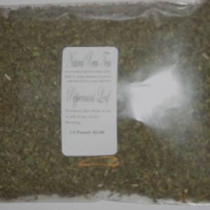 TKE Health - Natural Herbal Teas - Peppermint Leaf