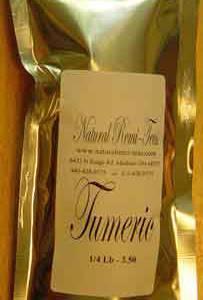 TKE Health - Natural Herbal Teas - Tumeric