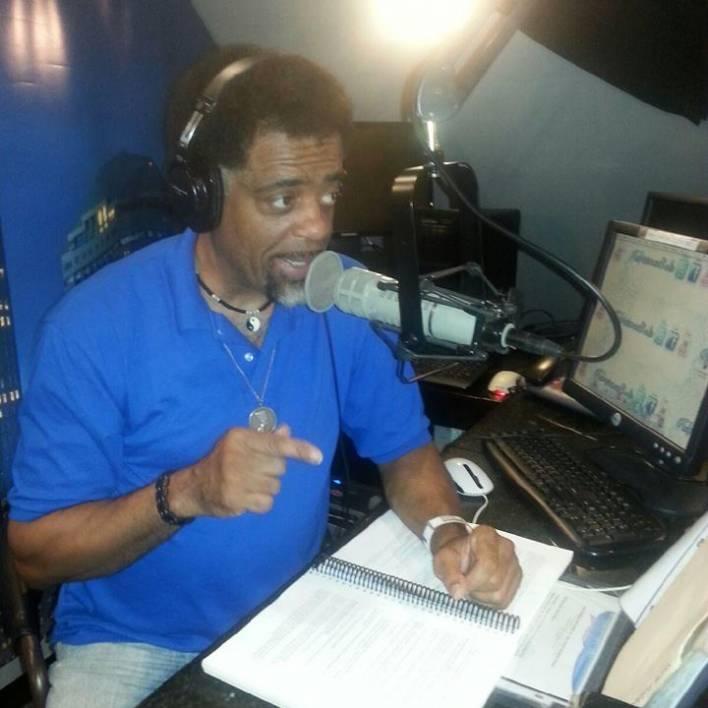 Dr. Terry King-Bey - Radio - Speaking