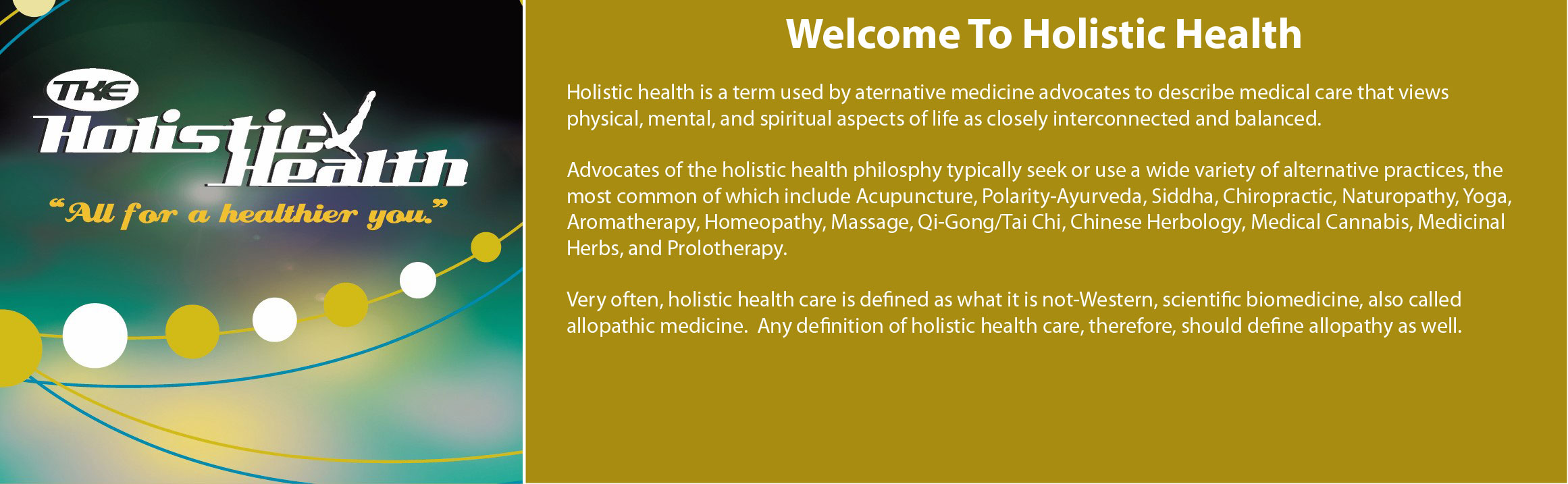TKE Holistic Health - Website Header - Logo